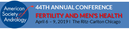 American Society of Andrology Annual Meeting 2019